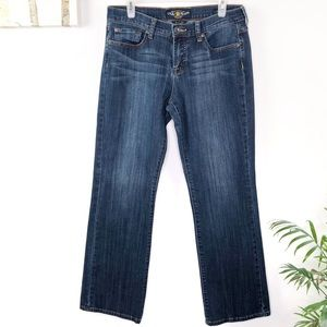 Lucky Brand Easy Rider Bootcut Jeans Size 8